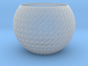 Lamp Shade-6s in Smooth Fine Detail Plastic