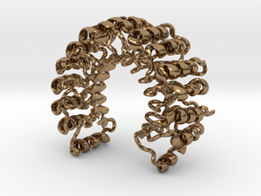 Ribonuclease Inhibitor (small) in Natural Brass