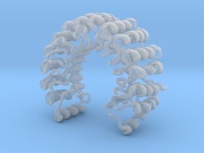 Ribonuclease Inhibitor (small) in Smooth Fine Detail Plastic