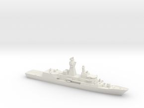 Anzac ASMD in White Natural Versatile Plastic: 1:350