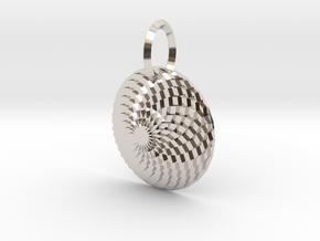 Sacret Flower of geometry in Platinum