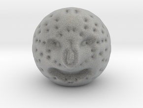 Mr Moon in Metallic Plastic
