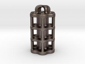 Tritium Lantern 5B (3x22.5mm Vials) in Stainless Steel
