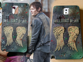 Twd Note 3 Case in White Strong & Flexible