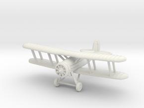 1/144 Gloster Gauntlet in White Natural Versatile Plastic