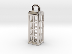 Tardis Lantern 1: Tritium (All Materials) in Platinum