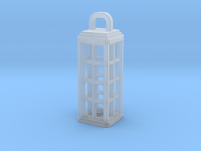 Tardis Lantern 1: Tritium (All Materials) in Smooth Fine Detail Plastic