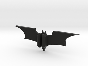 Batman Spoke in Black Natural Versatile Plastic