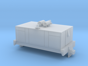 "HO scale Conrail ""0"" in Smooth Fine Detail Plastic"