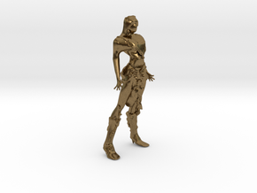 RavenFemaleChar in Natural Bronze