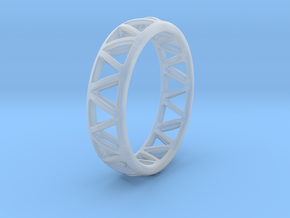 Truss Ring 2 Size 10 in Smooth Fine Detail Plastic
