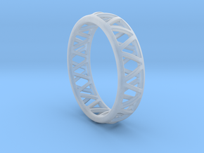 Truss Ring 1 Size 10 in Smooth Fine Detail Plastic