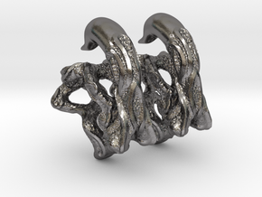 The Devils Tongue (select a size) in Polished Nickel Steel
