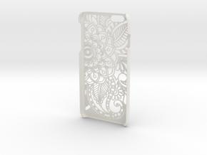 Iphone 6+ Id 2 in White Natural Versatile Plastic