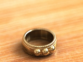 Karelia ring 6size in 14K Gold