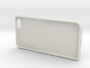 IPhone6 Plus in White Natural Versatile Plastic