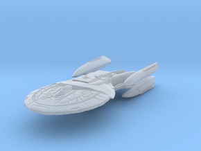 Southmay Class V  BattleCruiser in Smooth Fine Detail Plastic