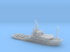 ETV Waker in Smooth Fine Detail Plastic: 1:700