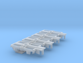 Drehgestell zum DZ 61 oder 62 YSC/YsteC (Nm/Nn3/1: in Smooth Fine Detail Plastic