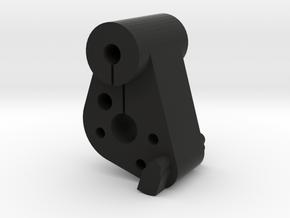 IMPRENTA3D BIELA PEDAL MISTRAL V2 in Black Strong & Flexible