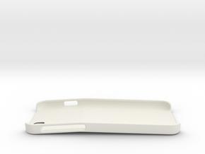 Bent Case iPhone 6 case #Bendgate in White Natural Versatile Plastic