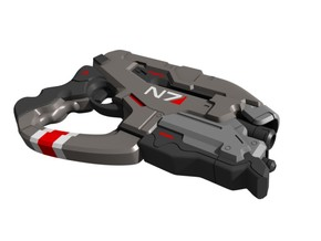 Mass Effect - 1:8 scale - N7 Eagle in Frosted Ultra Detail