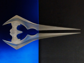 Energy Sword in Frosted Ultra Detail