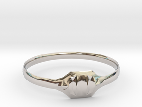 Triss Ring US Size 6 UK Size R in Platinum