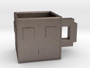 Minecraft Slime Mug 6.5 Cm in Stainless Steel