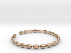 Bracelet - Beetles in 14k Rose Gold Plated