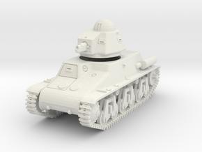 PV44A Hotchkiss H39 w/SA18 (28mm) in White Natural Versatile Plastic