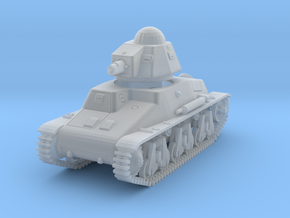 PV43B Hotchkiss H35 LIght Tank (1/100) in Smooth Fine Detail Plastic