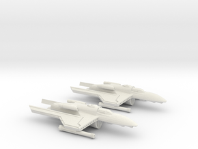 G1-M4-C Dunelizard 1/270 x2 in White Strong & Flexible