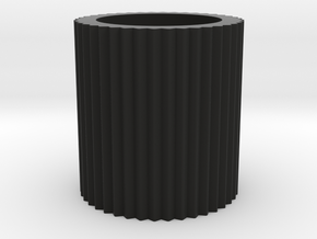 Nakamichi Terminal Plast in Black Natural Versatile Plastic