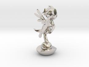 Mini Pone Troph in Platinum
