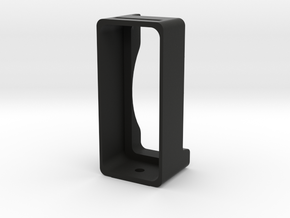 Spitfire Cannon Button Housing in Black Natural Versatile Plastic