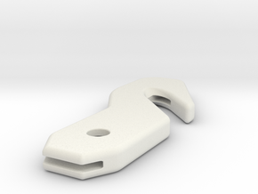 Cutter Tool B in White Strong & Flexible
