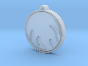SPIRIT Medallion in Smooth Fine Detail Plastic