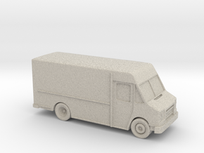 Delivery Truck 3 Inch in Natural Sandstone