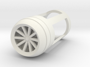 Blade Plug - Rogue in White Strong & Flexible