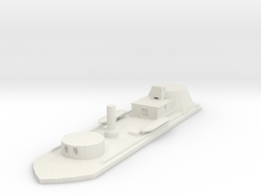 USS Osage 1/600 in White Strong & Flexible