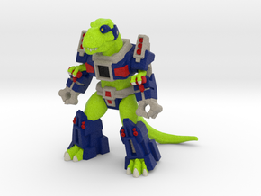 Rampager Rex (Colored Sandstone) in Full Color Sandstone