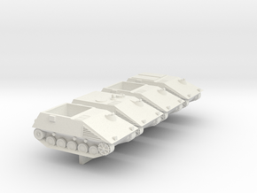 1/300 SPZ kurz variants in White Natural Versatile Plastic
