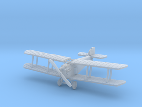 Sopwith Dolphin 1:144th Scale in Smooth Fine Detail Plastic