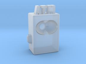 "ATM Future 4"" version in Smooth Fine Detail Plastic"