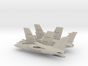 001Q AMX 1/72 - Single and Double seats in Natural Sandstone