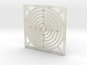 Tile - Rings in Transparent Acrylic