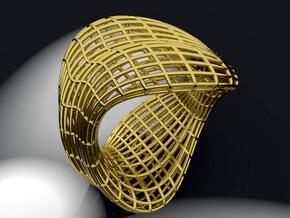 Net bracelet in Stainless Steel