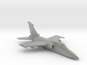 001N AMX 1/144 in flight in Metallic Plastic