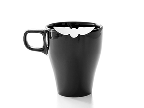 Mug & glass accessories wings 2 in White Strong & Flexible